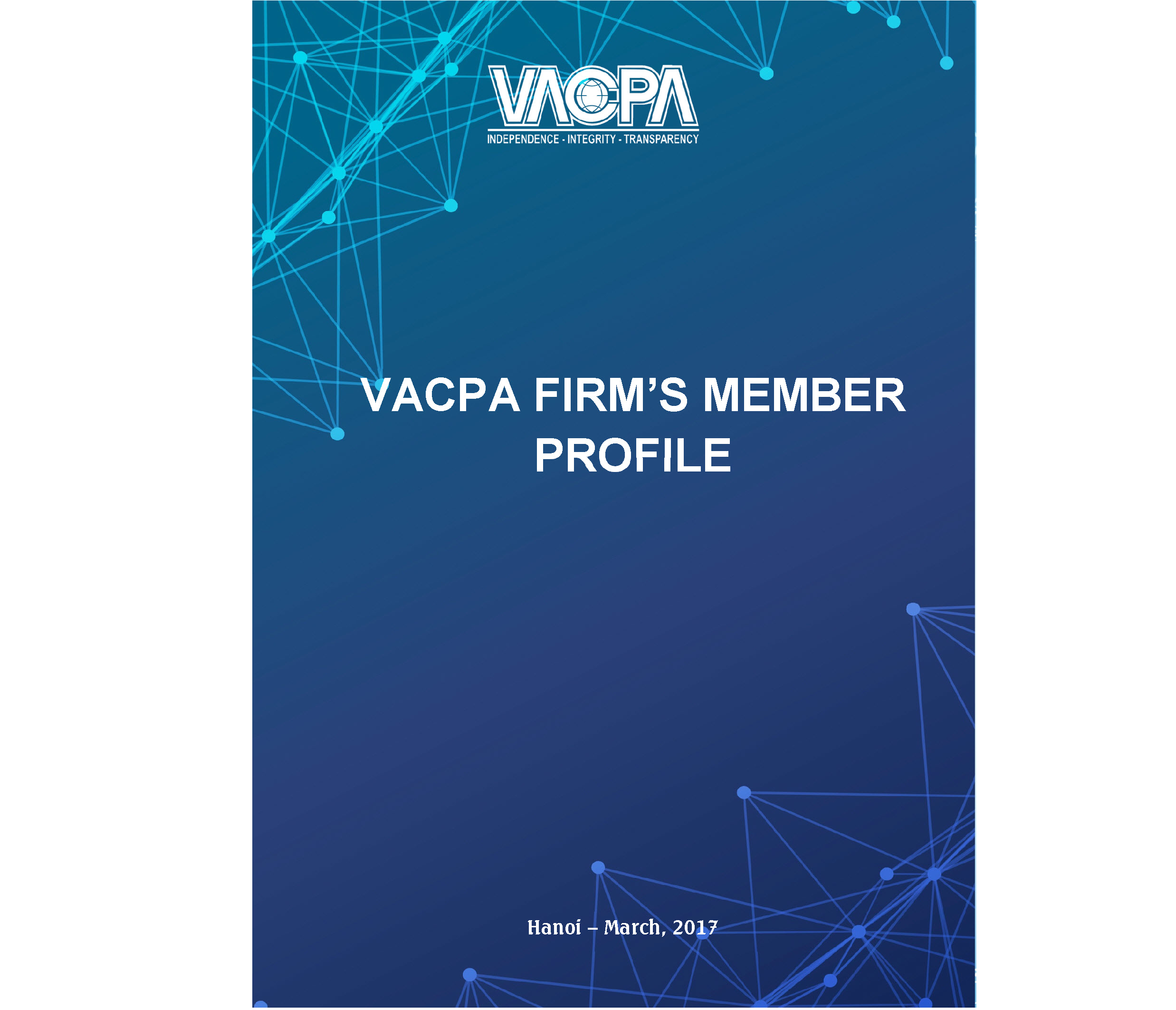 trang tin điện tử hiệp hội kiểm toán viên hành nghề việt nam vietnam association of certified public accountans vacpa is a independent professional organization of certified public accountans and audit firms in